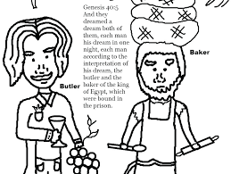 Joseph And The Coat Of Many Colors Coloring Sheet A2431 Coat Of Many