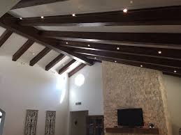 lighting for beams. photo of artistic lighting installs phoenix az united states cable for beams