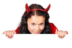 cute devil 21 clip art