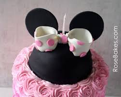 Minnie Mouse Cake Topper 590x472