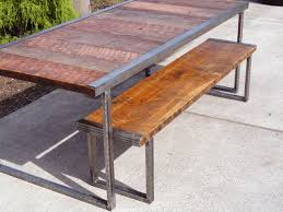 Iron Dining Table Legs Last Chance Sale 10 Off 30 X 84 Industrial Dining Table With