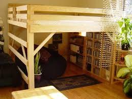 DIY Loft Bed Plans Free | Free Loft Bed Queen Diy Woodworking Plans ...