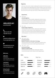 resume ux designer 50 free resume cv template in photoshop psd format for