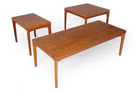 teak coffee table. Henning Kjaernulf Vejle Stolefabrik Teak Coffee Tables Table