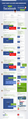 best picture size for facebook facebook ad specifications and dimensions 2014 infographic