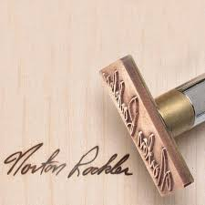 signature branding iron electric y heated rockler
