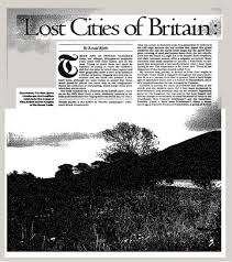lost cities of britain the quest for camelot