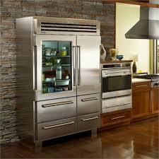 Glass Door Home Refrigerator Commercial Refrigerator From Sub Zero Model With Glass Door Glass