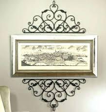 decorative metal wall shelf attractive decorative metal wall brackets ilration wall art black metal decorative wall