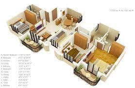 3 bedroom floor plans under 1600 square
