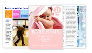 Professional Looking Templates For Newsletters Flyers Labels And