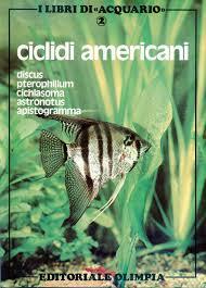 Pesci acquariologia alimentazione riproduzione acquario ciclidi