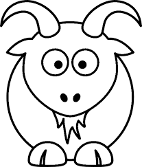 Small Picture Simple Animal Coloring Pages Animal Coloring Page Printout