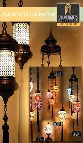 turkish chandeliers