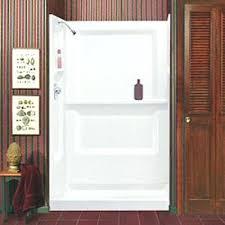 mustee shower stall mustee 32 inch shower stall