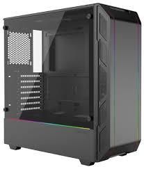 Компьютерный <b>корпус Phanteks Eclipse P350X</b> Black — купить по ...