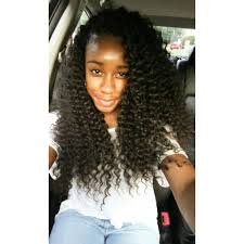 Crowshade Hair Style freetress deep twist 22in crochet hair hairstyles pinterest 2720 by wearticles.com