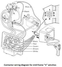 warn ce m winch wiring diagram solidfonts warn winch m8000 wiring diagram switch pictures