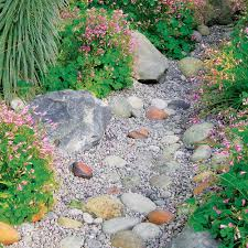 Build a Dry Creek Bed Sunset