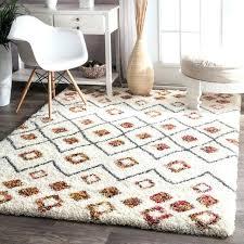 moroccan trellis rug diamond expo area rugs white motley multi runner
