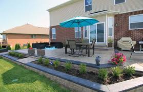 concrete patios shelby twp mi