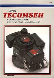 Clymer Tecumseh L-Head Lawnmower & Equipment Engine Service Manual