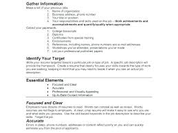 How To Write Your First Resume This Is Create Resume From Creating