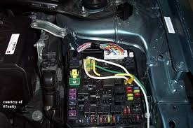 how to disable non hid x drls this works evolutionm net here is what the finished fuse box looks like