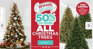 ... Fresh Decoration Michaels Christmas Trees HUGE Markdowns On From FREE  Shipping ...