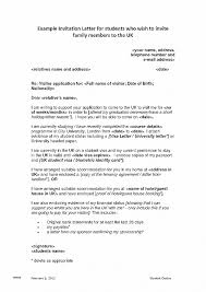 Sample Invitation Visa Letter Beautiful Invitation Letter Usa Visa ...