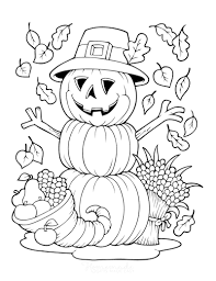 If you or your kids like these happy thanksgiving coloring pages and sheets then please share with other kids and parents. 70 Thanksgiving Coloring Pages For Kids Adults Free Printables