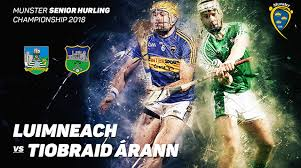 munster senior hurling championship limerick 1 23 tipperary 2 14 munster gaa