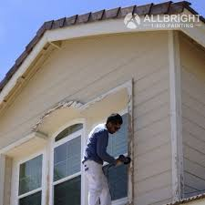 Exterior Painting Contractor Set Painting Simple Decorating