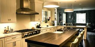 kitchen island with seating butcher block. Butcher Block Island With Seating Kitchen Table Top  Center .