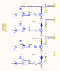 4 channel 5v relay module wiki Wiring Diagram Channel Light Switch Wiring Diagram