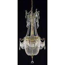 elegant lighting esperanza 18 8 light elements crystal chandelier