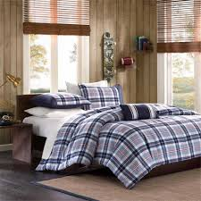 Bedspreads For Guys | Guys Duvet Covers | Masculine Comforter Sets