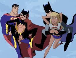 Batgirl supergirl hentai gallery