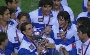 La storica finale degli Europei Under 21 tra Spagna e Italia del 1996