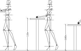 Average Table Height Eavar Co