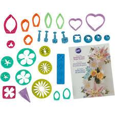 get ations wilton gum paste flowers set