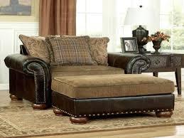 sofa chair and ottoman synergy home fabric sofa chair ottoman set mickey mouse toddler