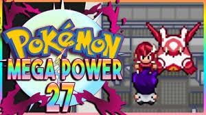 Pokemon Mega Power ( Rom Hack ) Part 27 To Lande Skyscraper! - Gameplay  Walkthrough - YouTube