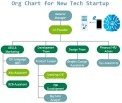 What Is The Ideal Organizational Structure Chart For New