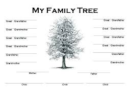 Family Tree Maker Templates Free Editable Online Template