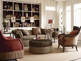 Schnadig Catherine skirted sofa and chairs, along with the tufted ...