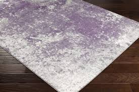 enticing purple area rugs applied to your residence concept