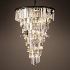 stairs light restaurant meal home lighting decoration. modern luxury stair chandelier lighting rh crystal chandeliers staircase hanging light for home hotel restaurant decoration stairs meal e