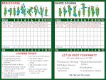 Scorecard - Bello Woods Golf Course