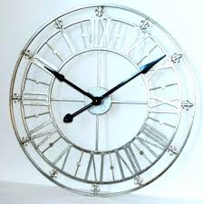 oversized mirror wall clock astounding large mirrored wall clock extra large mirrored giant mirror wall clock